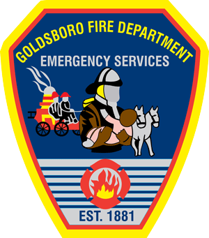 Goldsboro Fire Department Logo